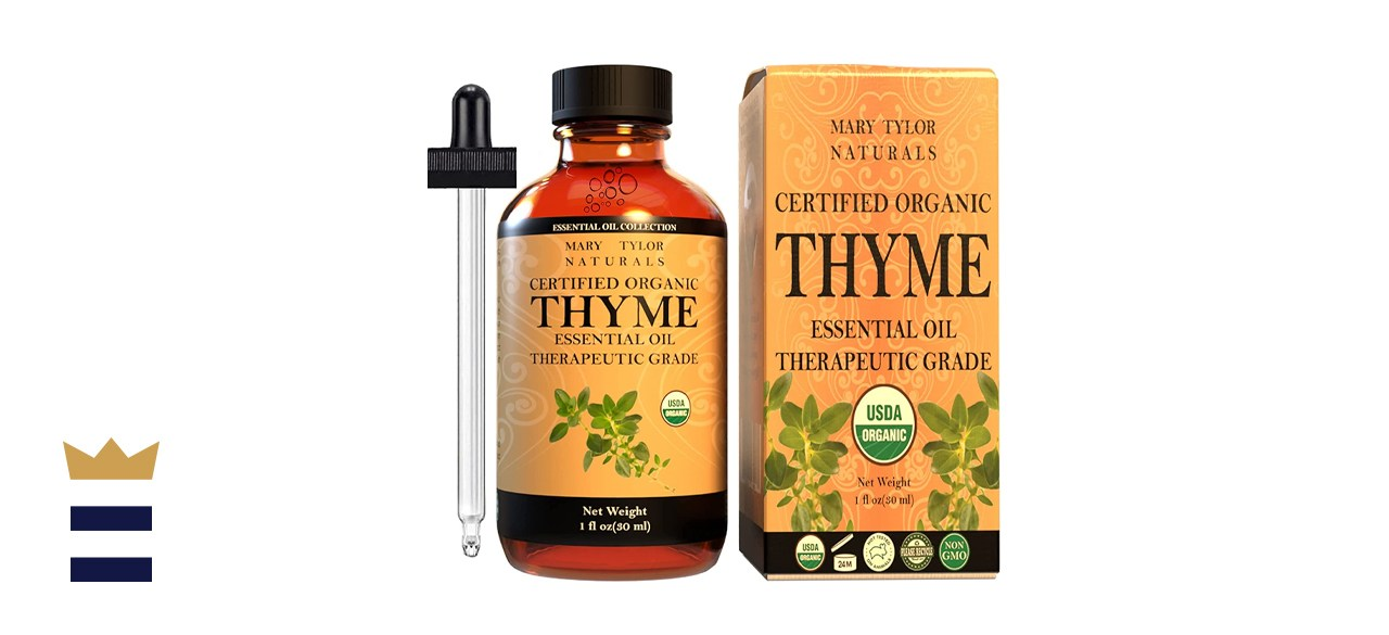 Mary Tylor Organic Thyme Essential Oil
