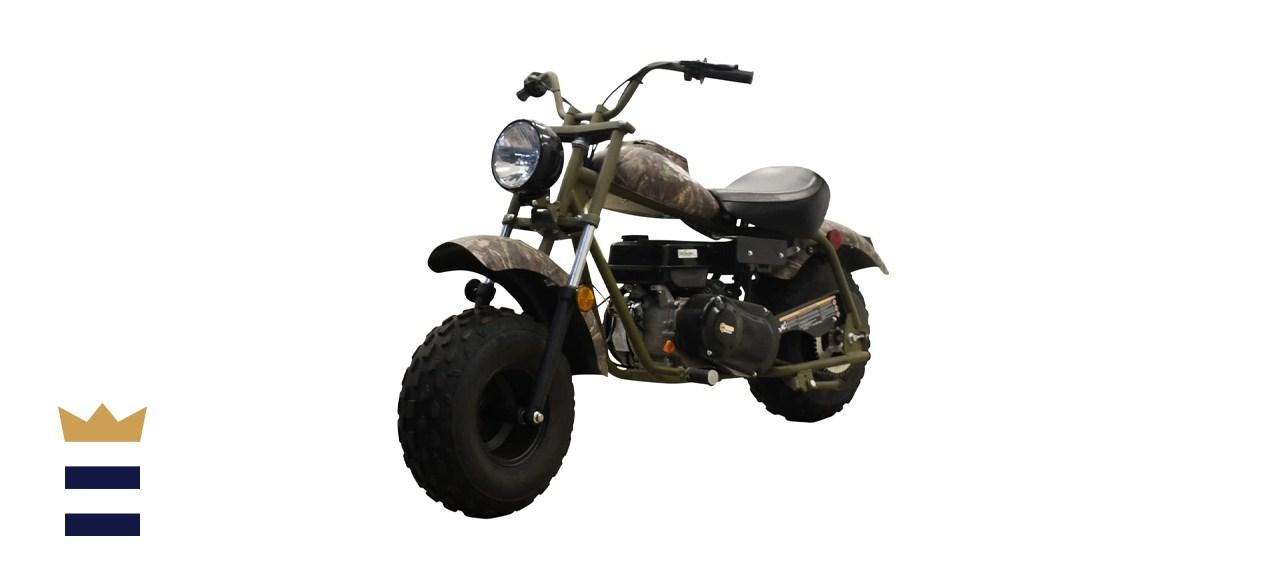 Massimo Motor 196cc Super Size Mini Moto Trail Bike