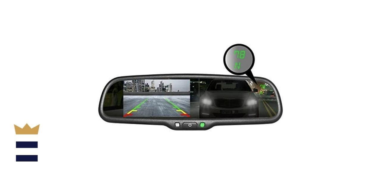 Master Tailgaters OEM Rear View Mirror