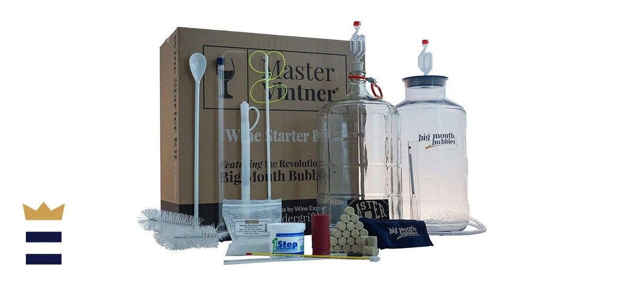 Master Vintner's Wine-Making Kit
