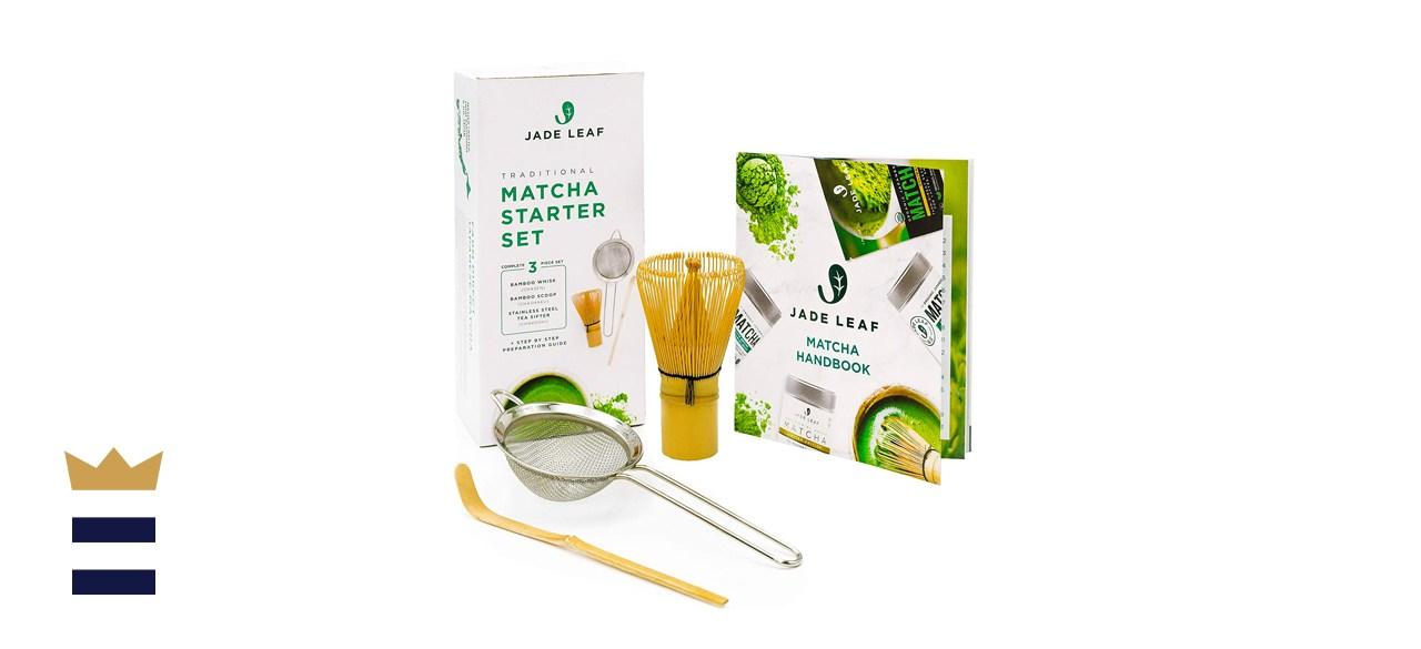Jade Leaf Traditional Matcha Starter Set