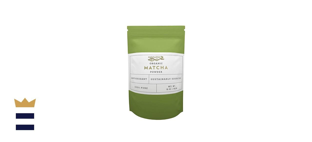 MatchaDNA Organic Culinary Matcha Powder