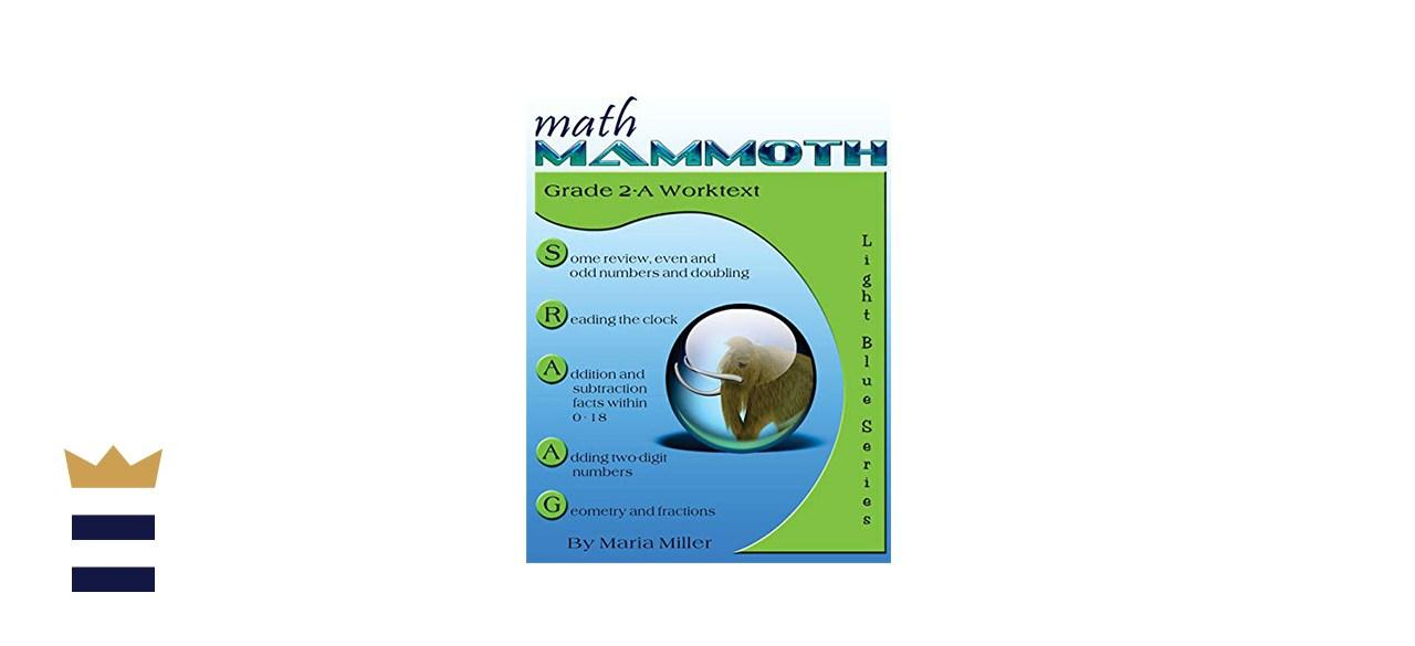 Math Mammoth Grade 2-A Workbook
