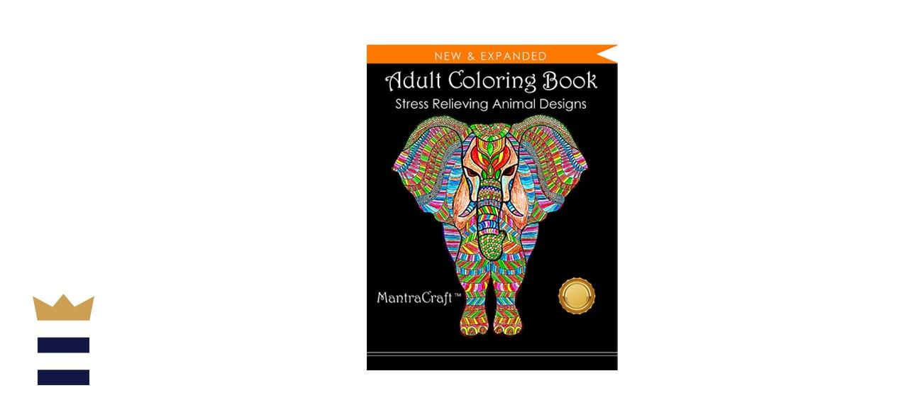 MatraCraft Adult Coloring Book