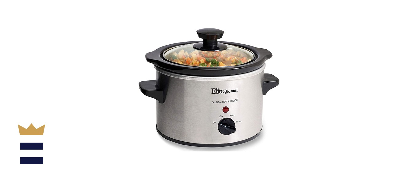 Maxi-Matic Electric Slow Cooker