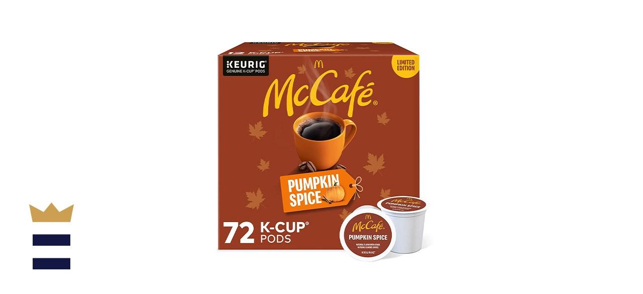 McCafé Pumpkin Spice - 72 Count
