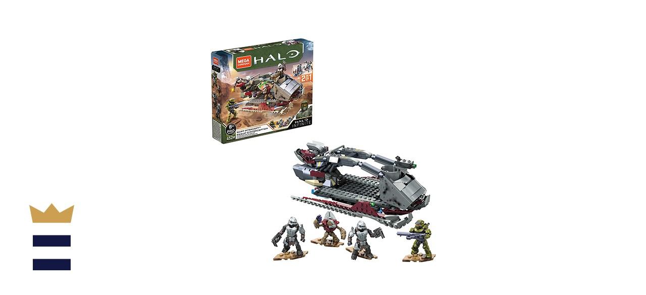 Mega Construx Halo Skiff Intercept Vehicle