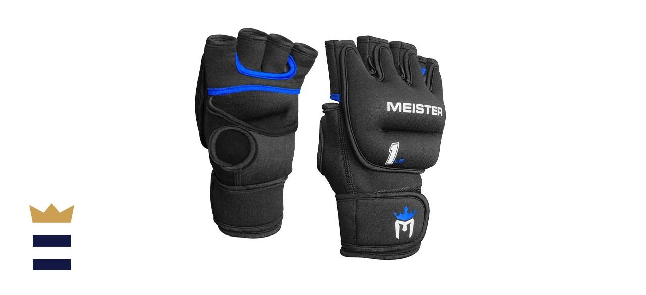 Meister Elite 1lb Neoprene Weighted Gloves
