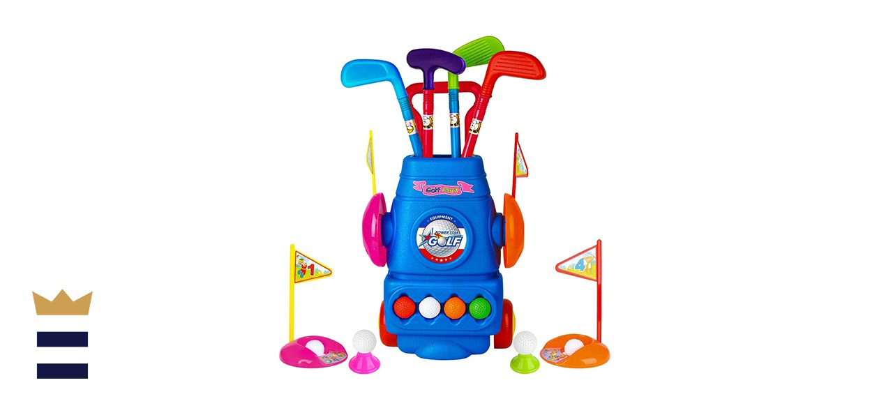 Meland Kids Golf Club Set