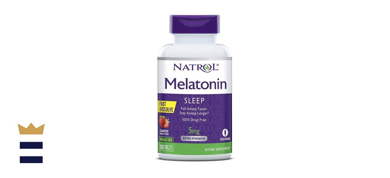 Natrol Melatonin Fast Dissolve Tablets