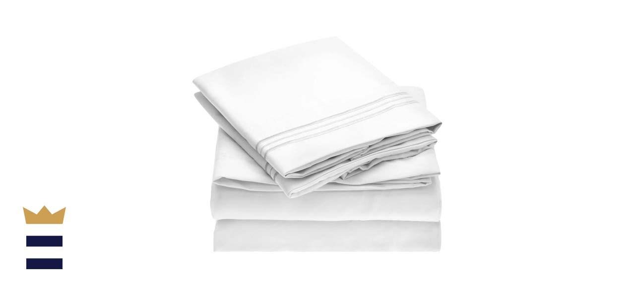 Mellanni's Brushed Microfiber Sheet Set
