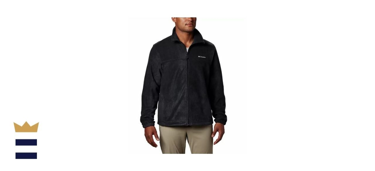 Men's Columbia Mountain Full-Zip Fleece Jacket