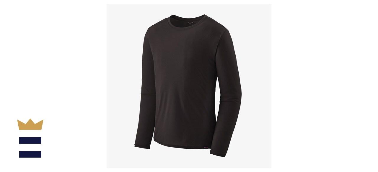 Men's Long-Sleeved Capilene Cool Lightweight Shirt