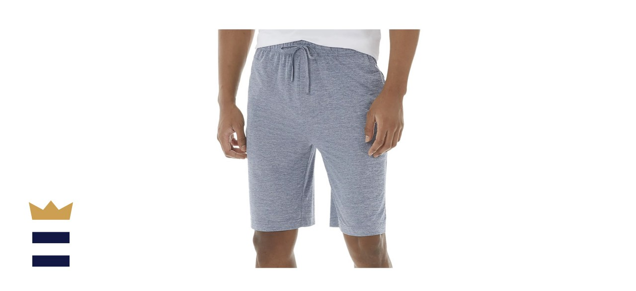 Men's CoolKeep Solid Performance Pajama Shorts
