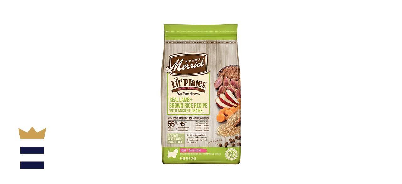 Merrick Lil' Plates Small Breed Dry Dog Food