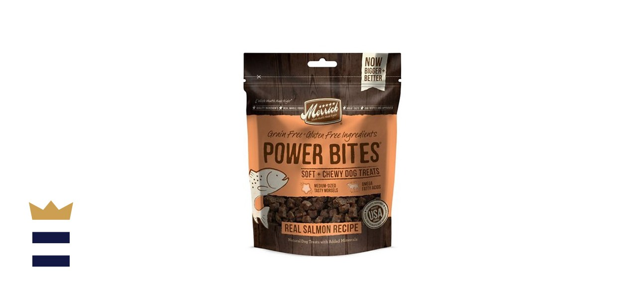 Merrick Power Bites Salmon Treats