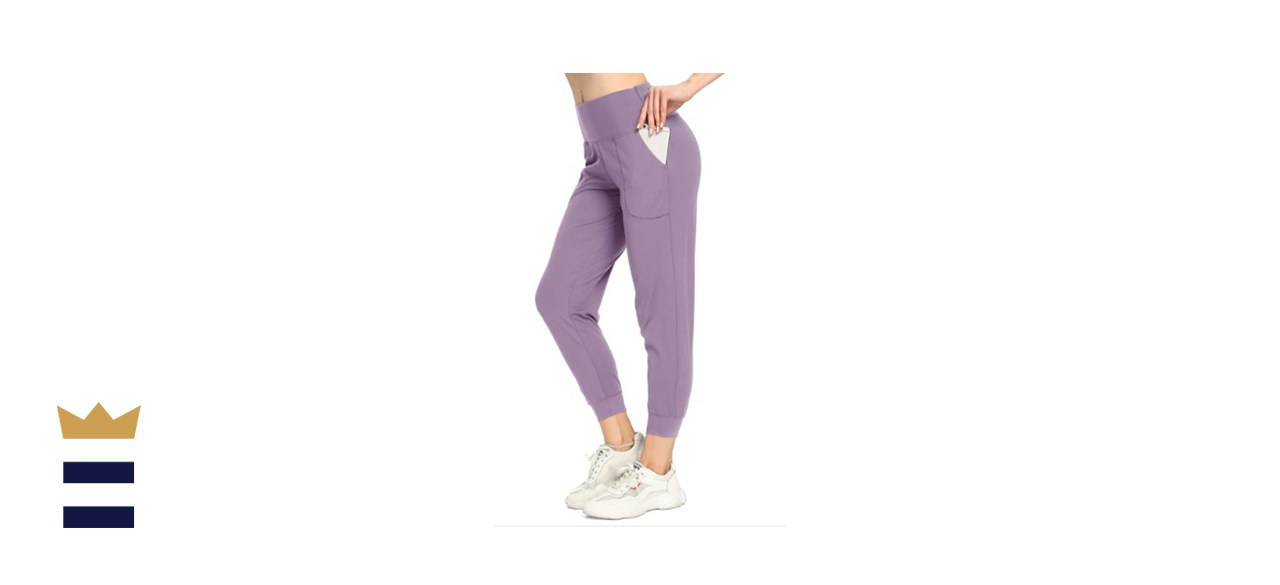 Mesily Women's Athletic Joggers
