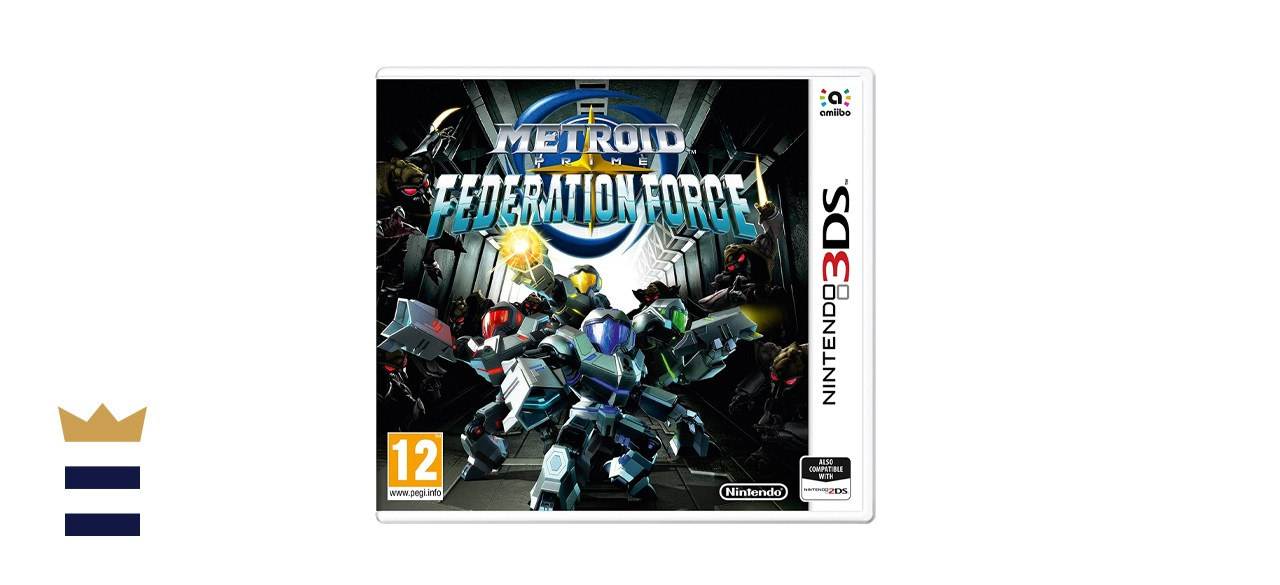 Metroid Prime: Federation Force for the Nintendo 3DS