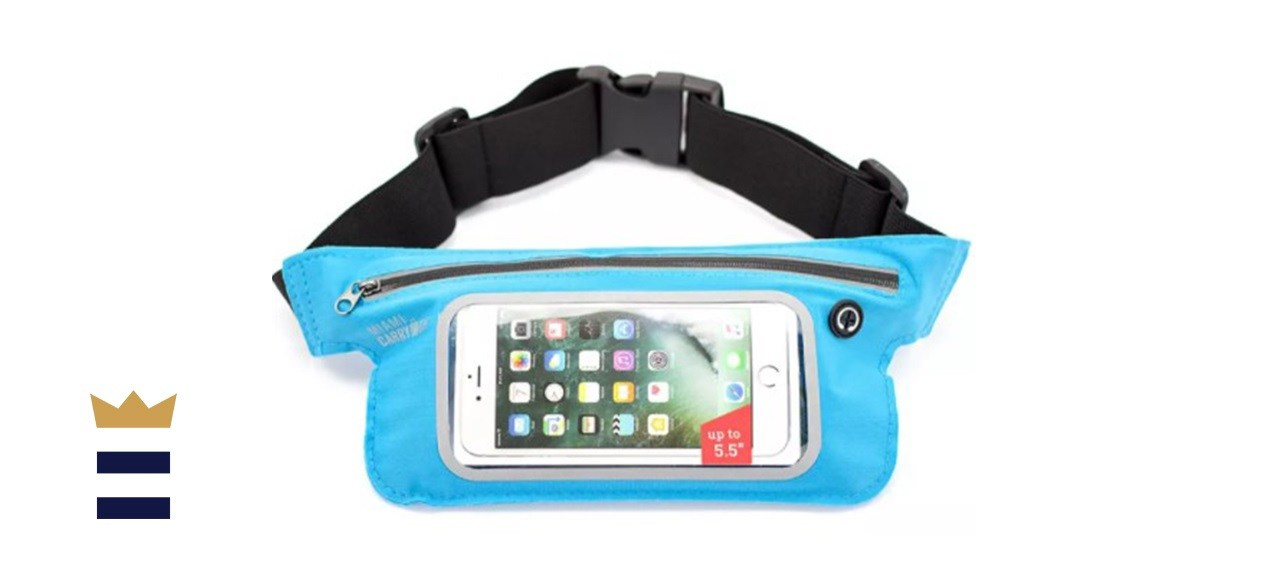Miami CarryOn Running Workout Belt