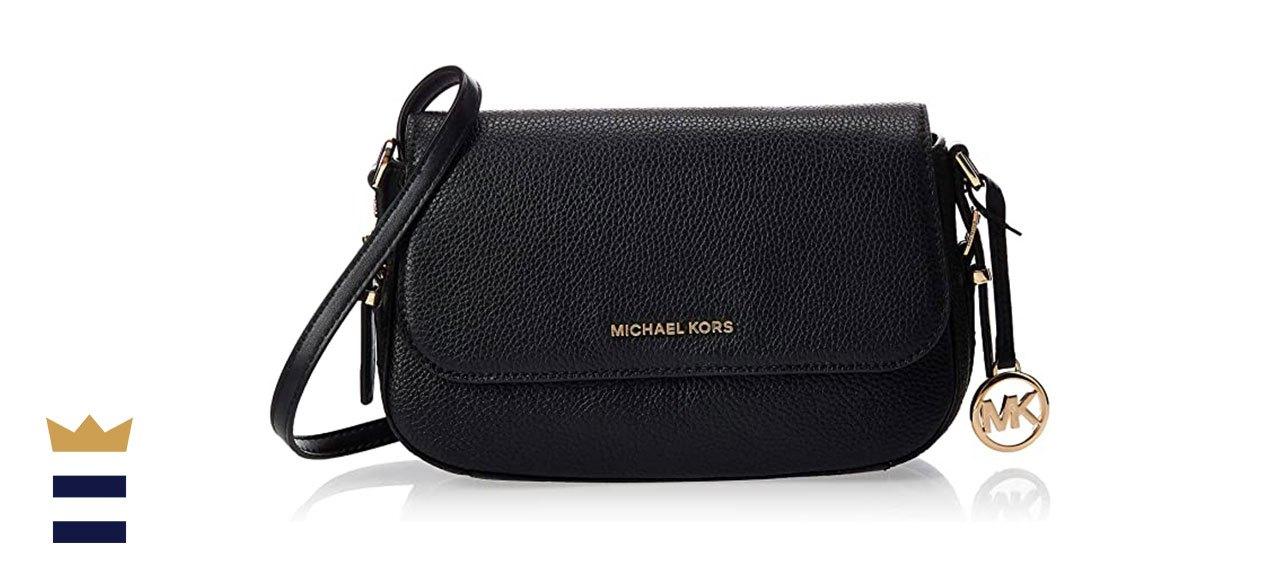 Michael Kors Bedford Legacy Logo Ladies Leather Crossbody Bag