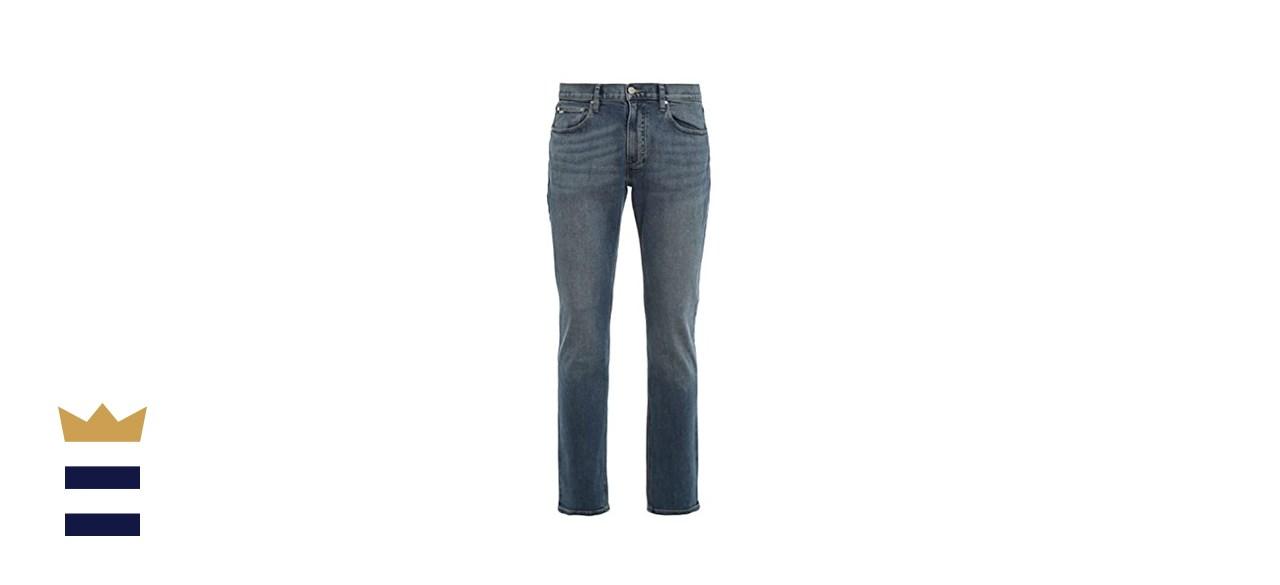 Micheal Kors Parker Slim-Fit Selvedge Jeans