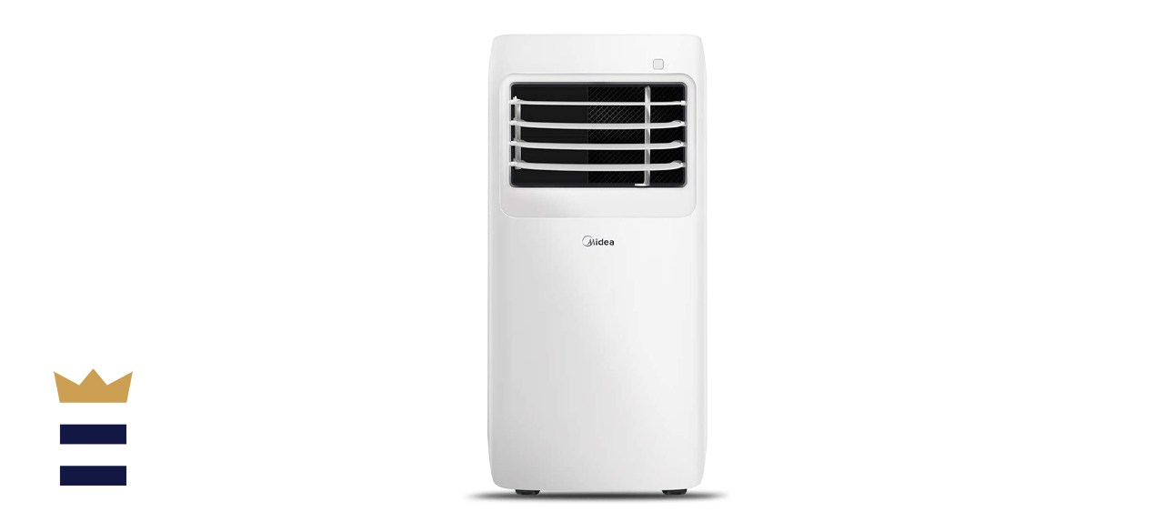MIDEA MAP08R1CWT 3-in-1 Portable Air Conditioner, Dehumidifier,
