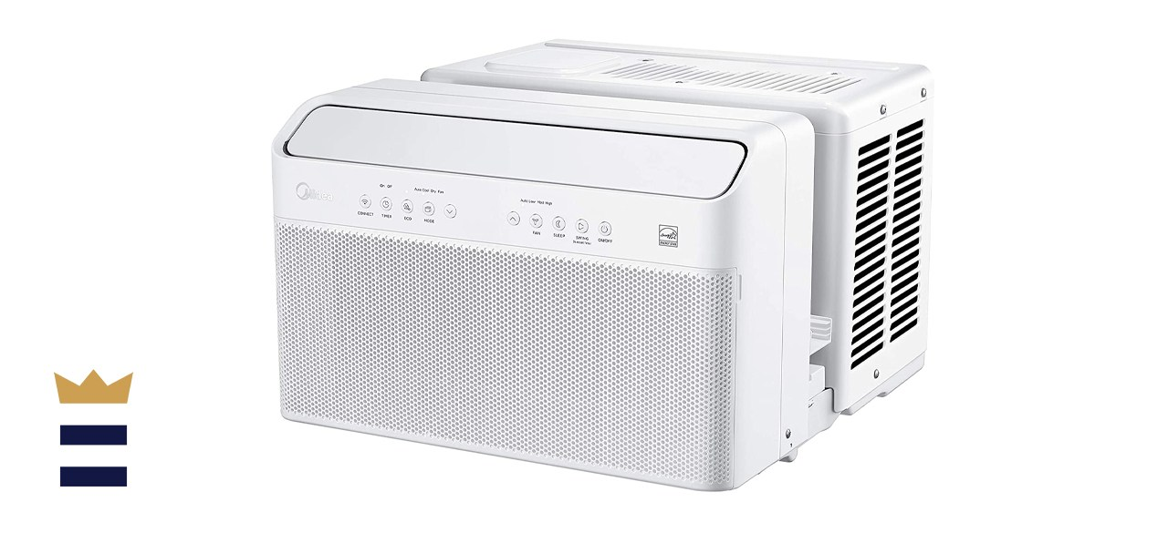 Midea U Inverter Window Air Conditioner 8,000BTU