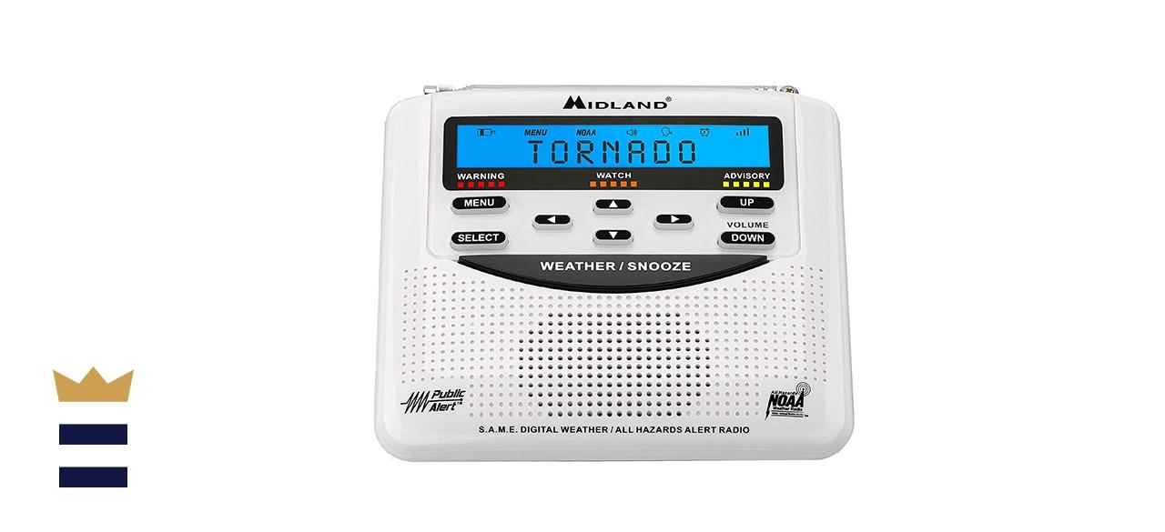 Midland NOAA Emergency Weather Alert Radio
