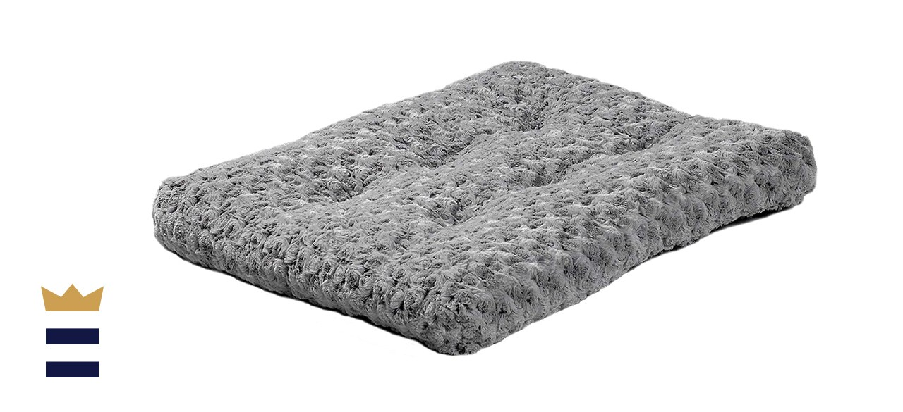 MidWest Homes for Pets Coco Chic Plush Dog Bed