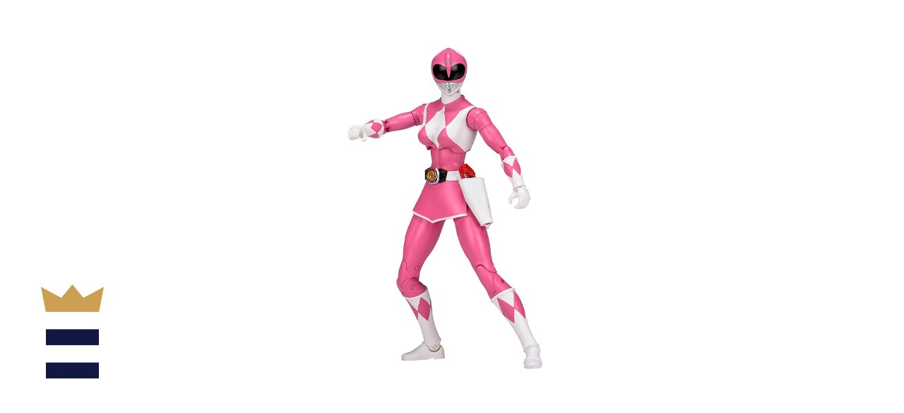 Mighty Morphin Pink Ranger Legacy Figure