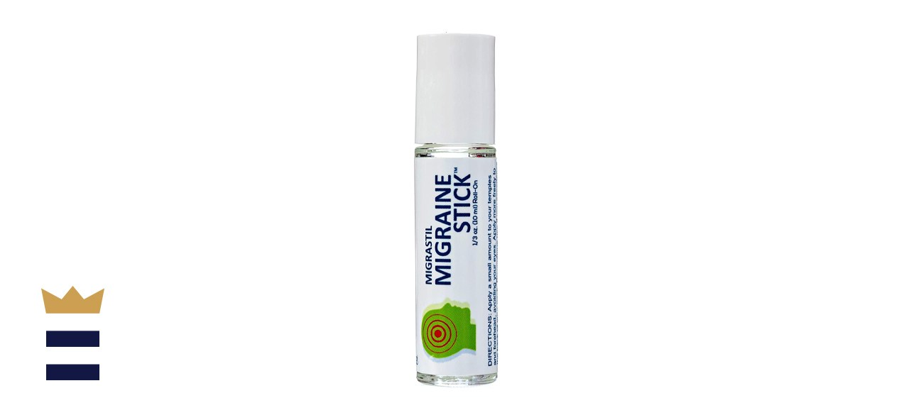 Migrastil Migraine Stick Roll-on Essential Oil Aromatherapy Relief