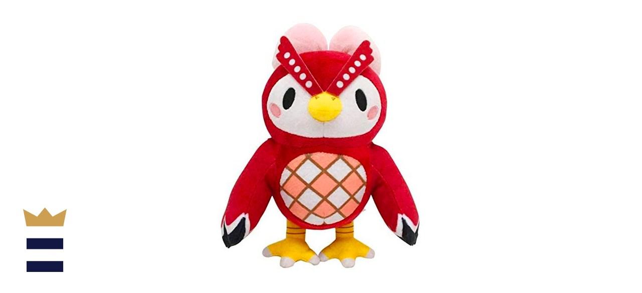 Milaroisala 8-Inch Owlette Animal Crossing Plush