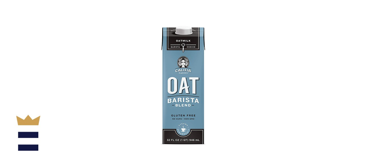 Califia Farms - Oat Milk, Unsweetened Barista Blend