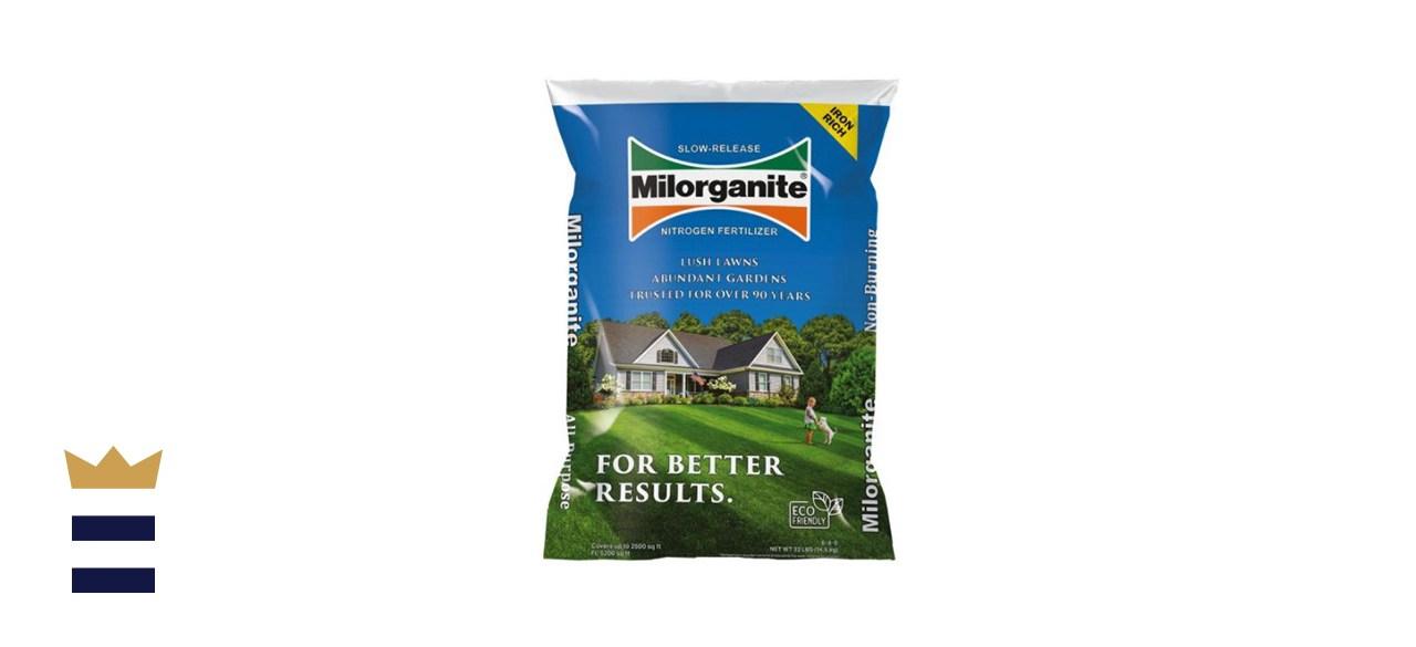 Milorganite Slow Release Nitrogen Fertilizer