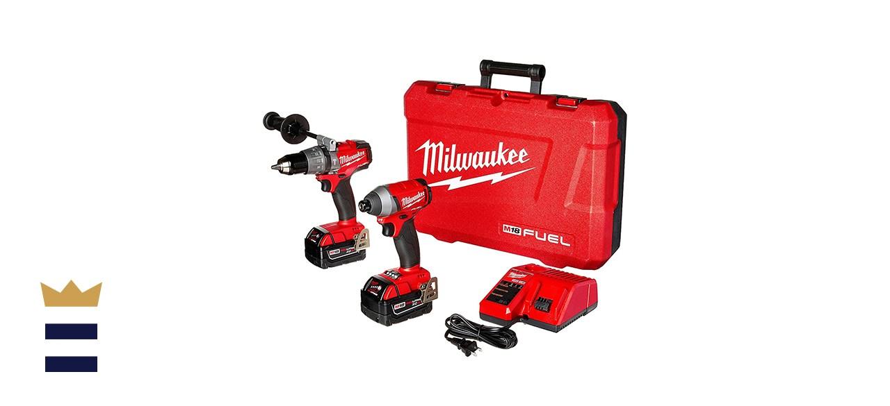 Milwaukee M18 Fuel 2-Tool Combo Kit