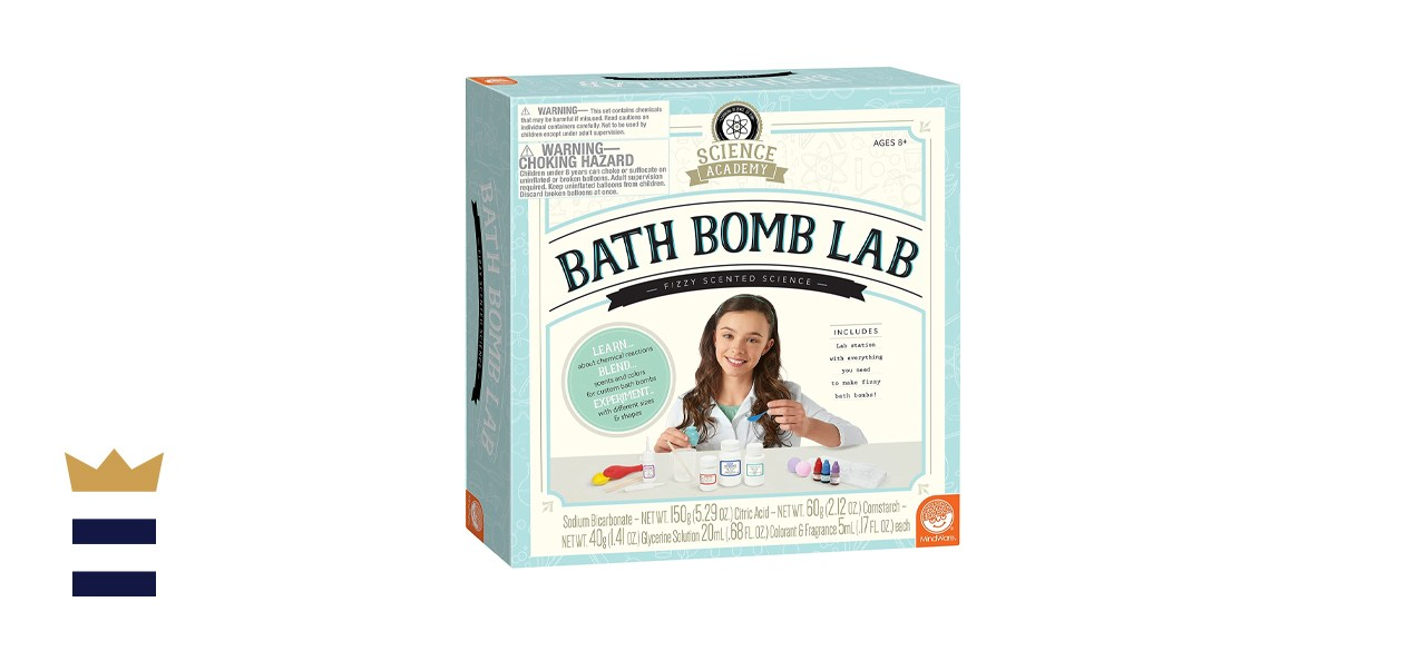 MindWare Science Academy Bath Bomb Lab