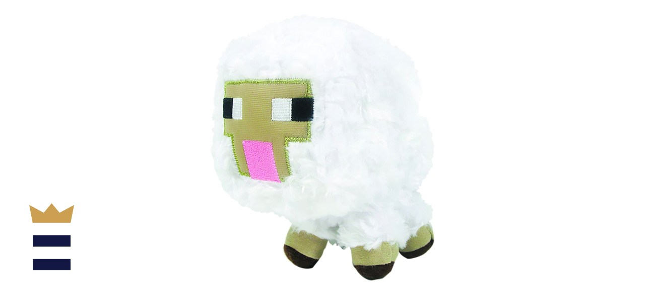 Minecraft Baby Sheep Plush