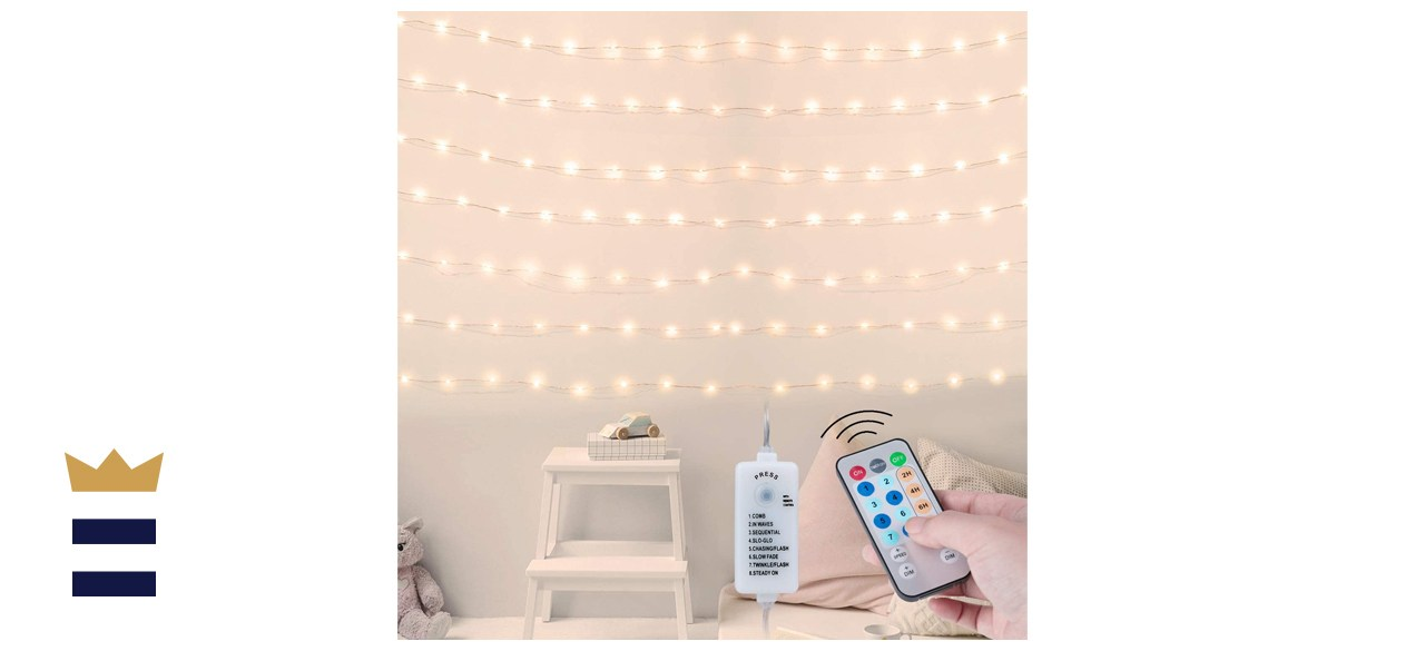 Minetom Fairy String Lights with Remote