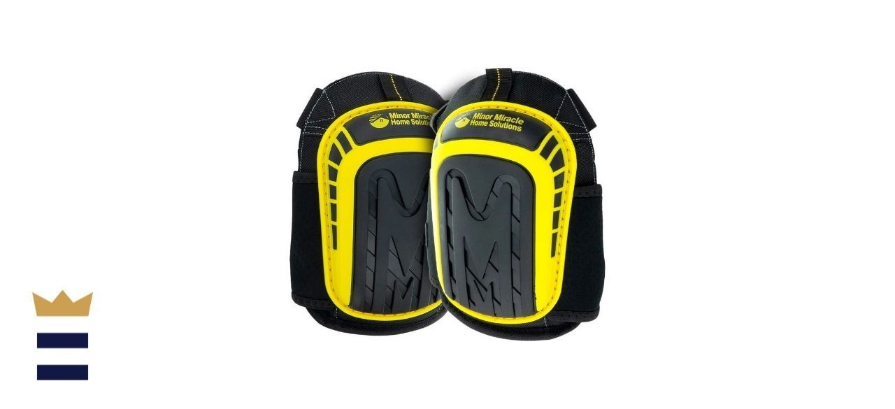 Minor Miracle Home Solutions' Premium Knee Pads