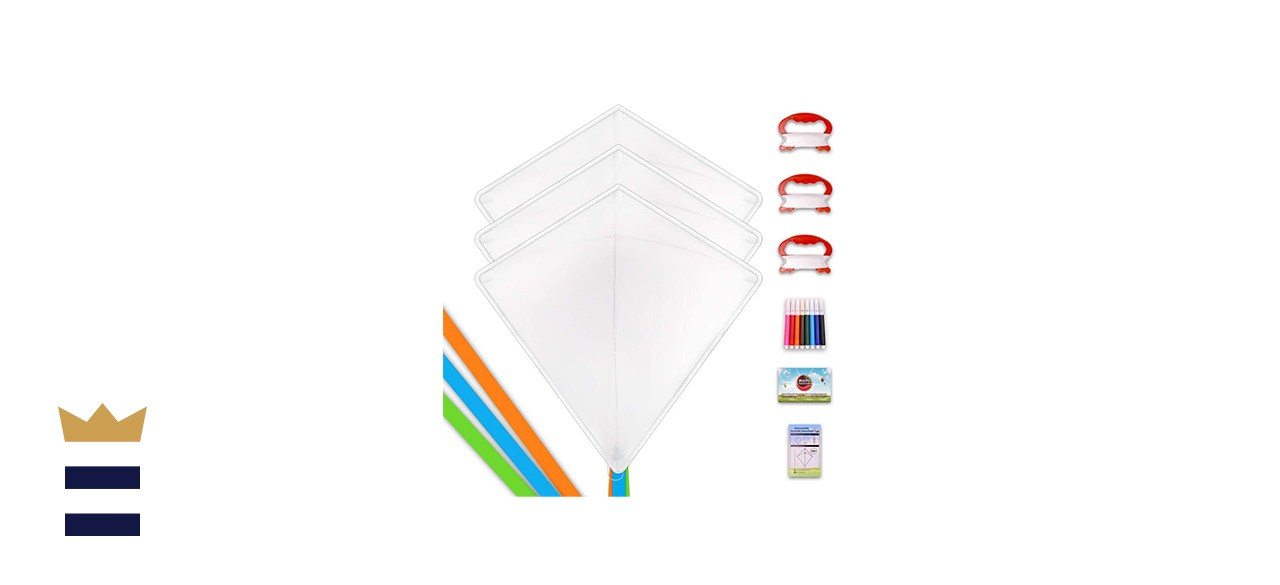 Mint's Colorful Life DIY Kites for Kids