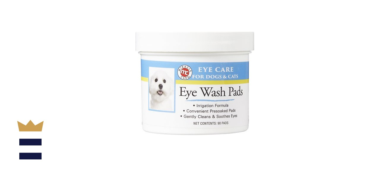Miracle Care Eye Wash Pads