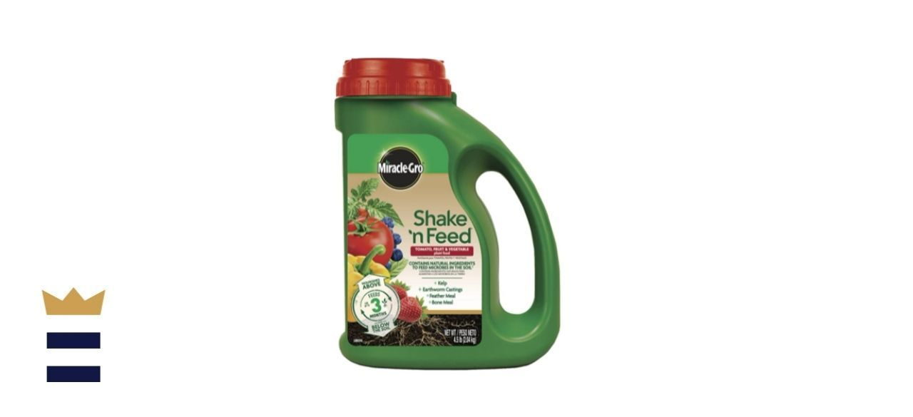 Miracle-Gro Continuous Release Plant Food