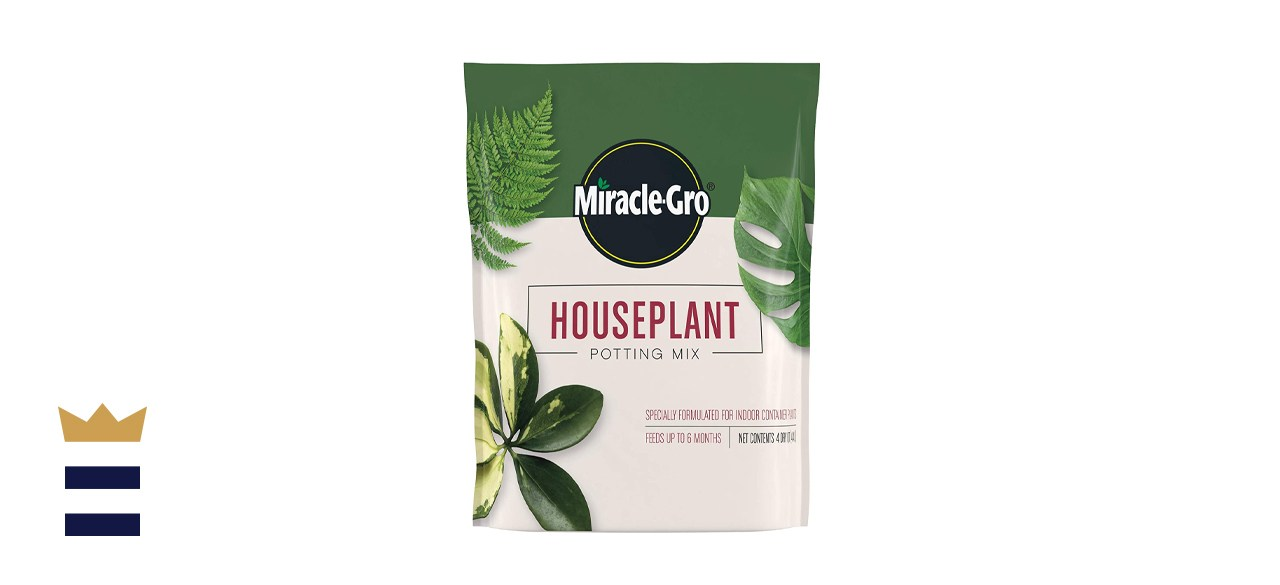 Miracle-Gro Houseplant Potting Mix
