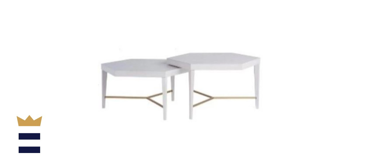 Miranda Kerr Sydney nesting coffee table set