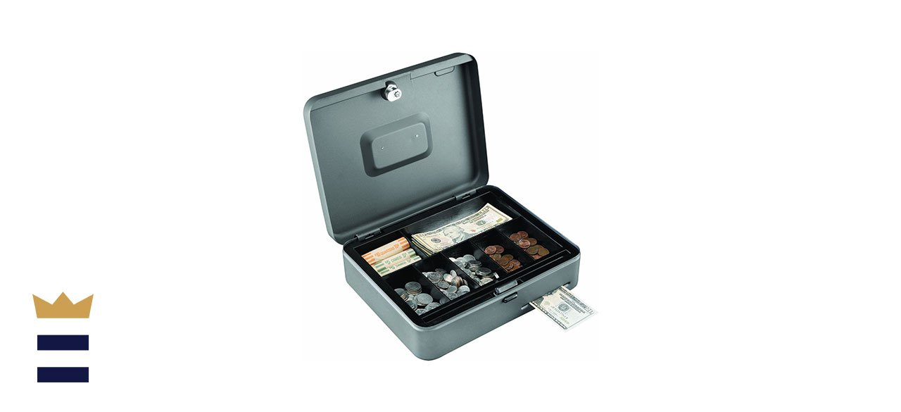 MMF Industries' Steelmaster Cash Slot Security Box