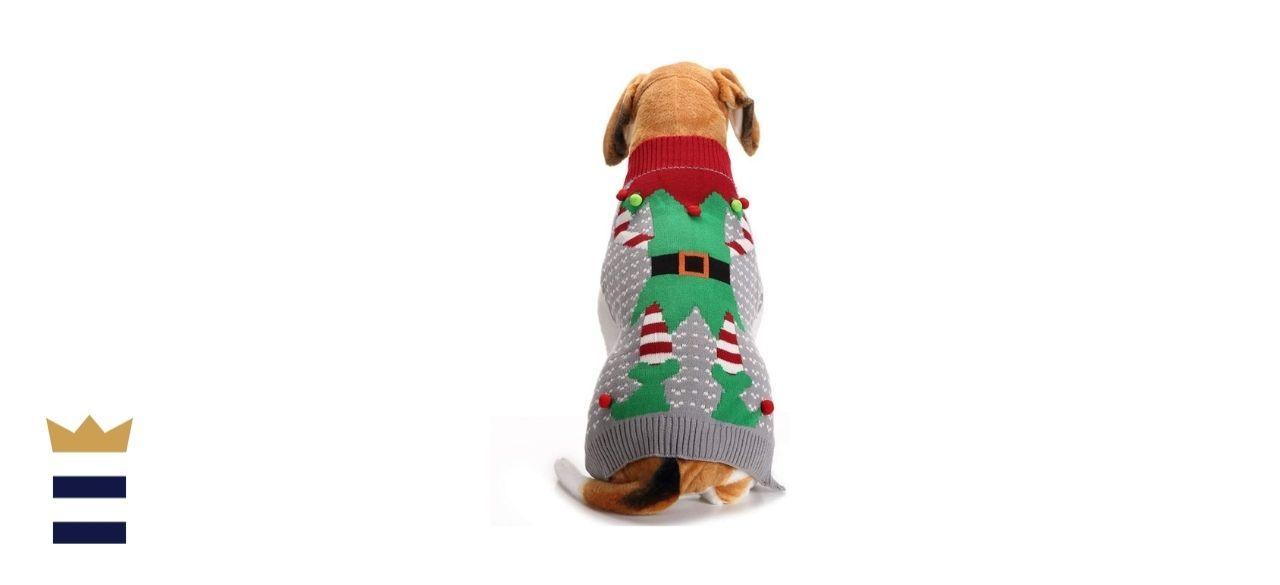 Mogoko Ugly Dog Christmas Sweater