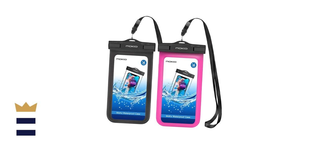 MoKo Waterproof Phone Pouch Holder