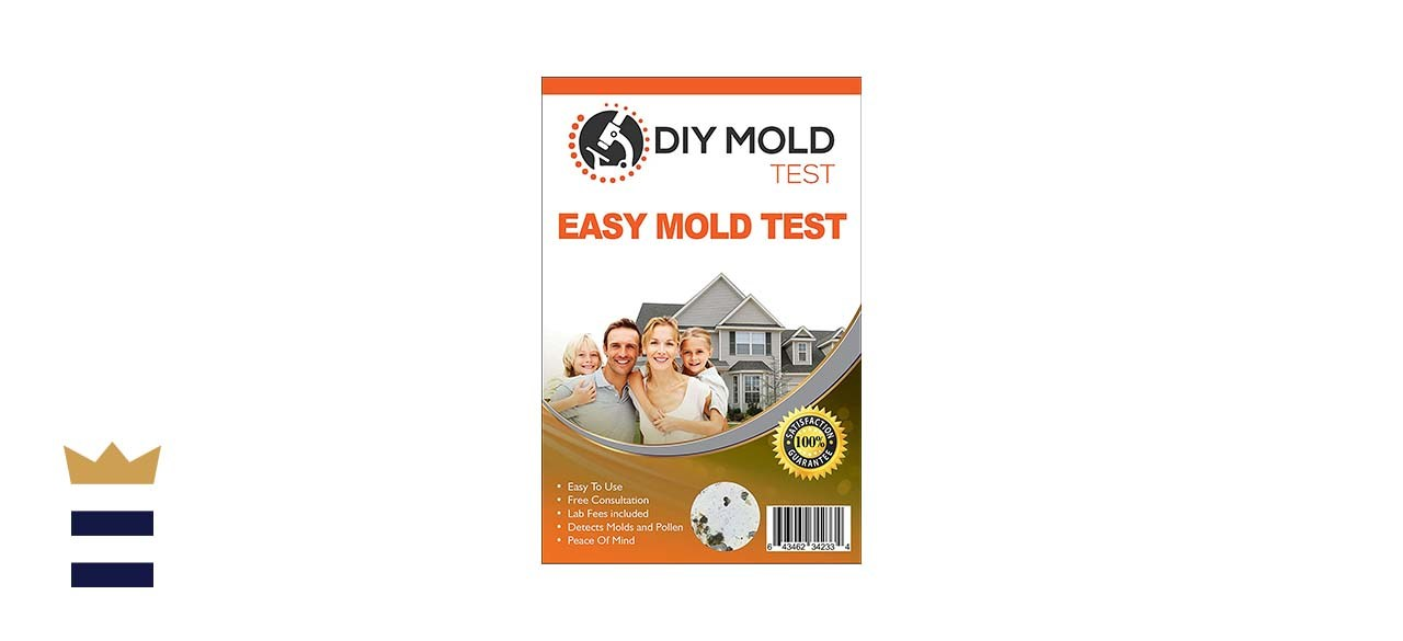 Mold Inspection Network DIY Mold Test Kit with Lab Analysis and Expert Consultation