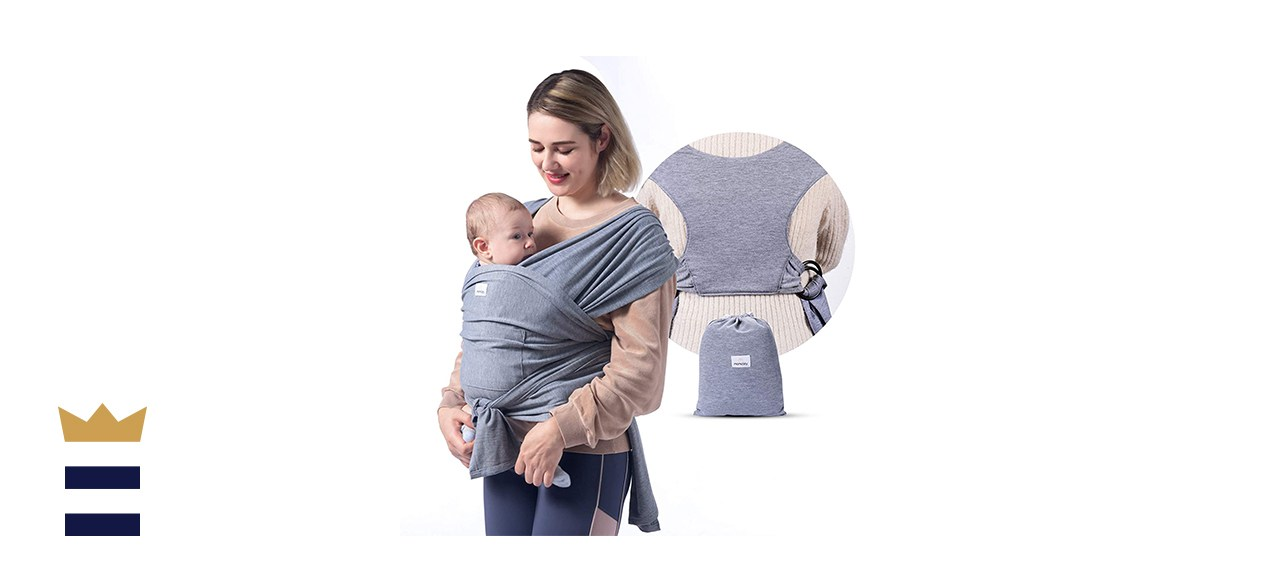 Momcozy Baby Wrap Carrier Sling
