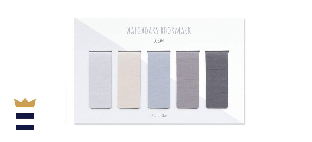 Monolike Magnetic Bookmarks